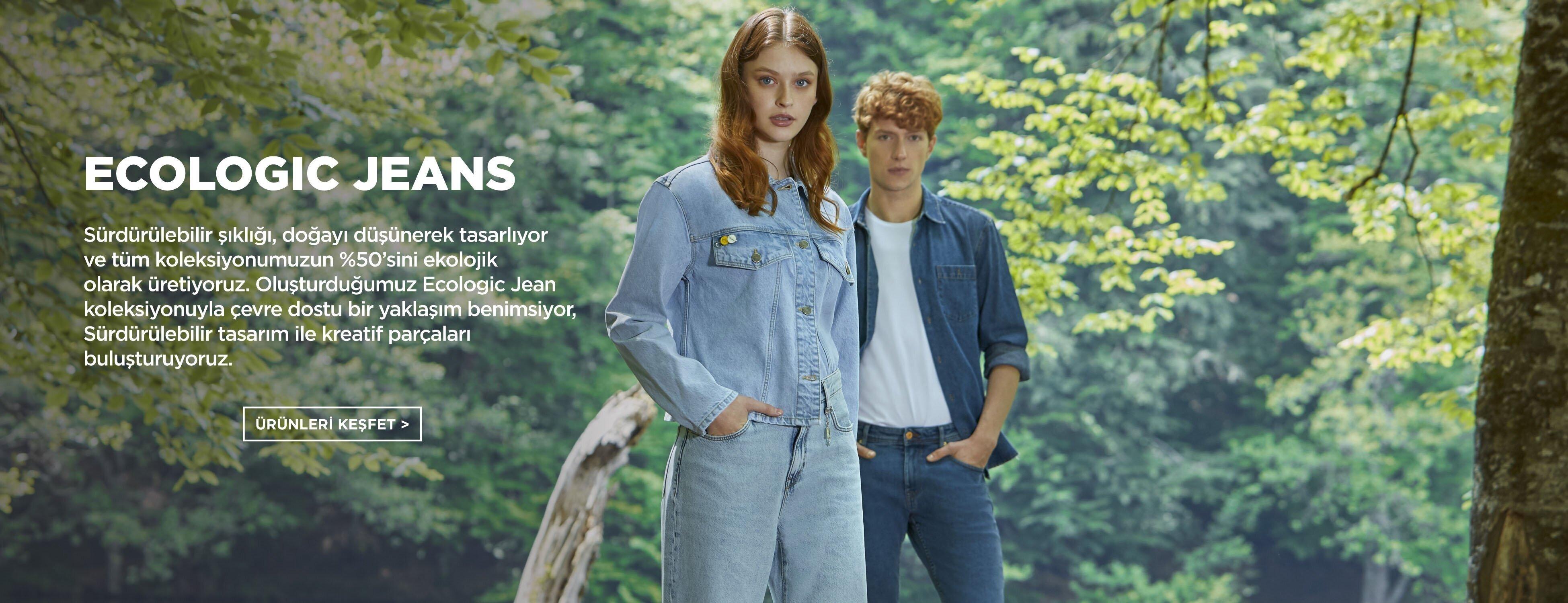 Ecologic Jeans