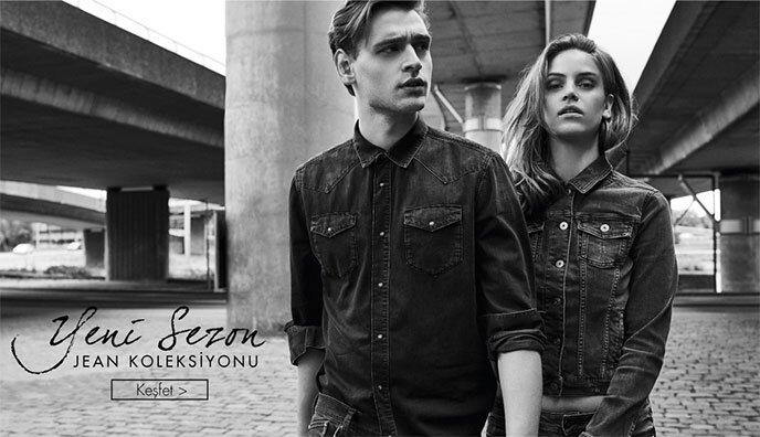 Yeni Koleksiyon Jeanler