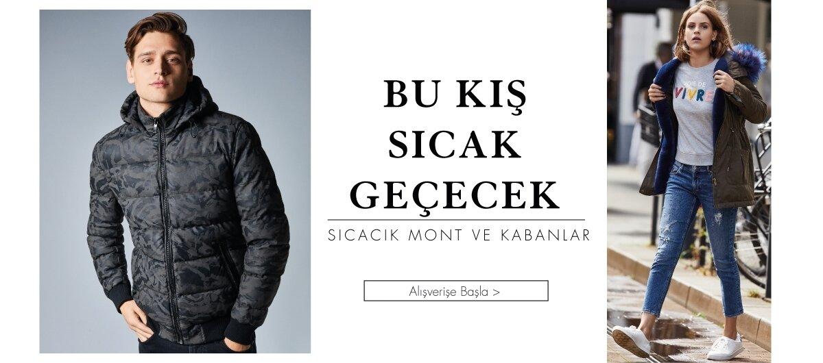 Mont, kaban, ceket