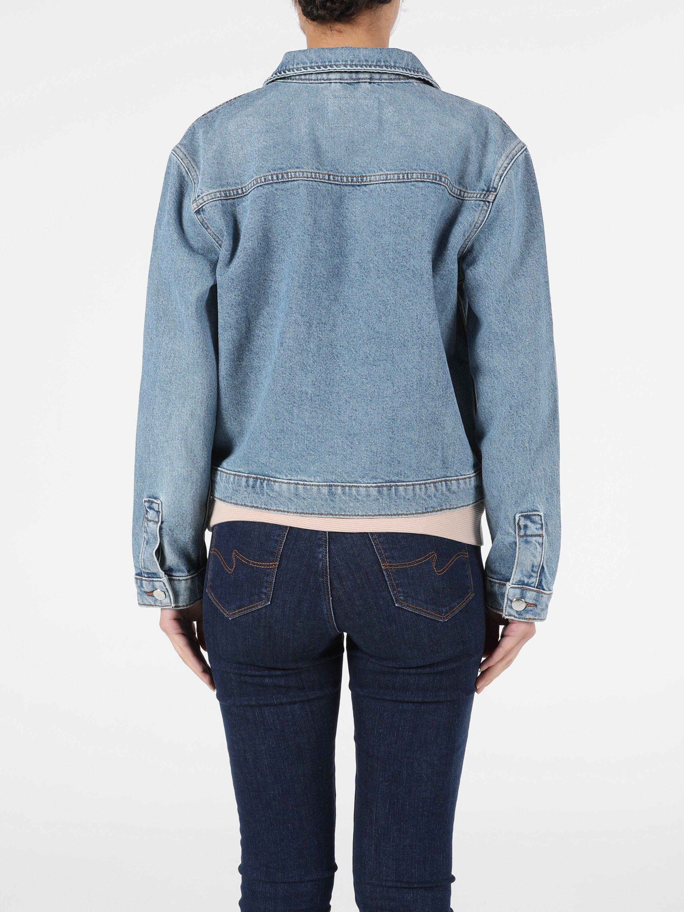 Regular Fit  Kadın  Ceket