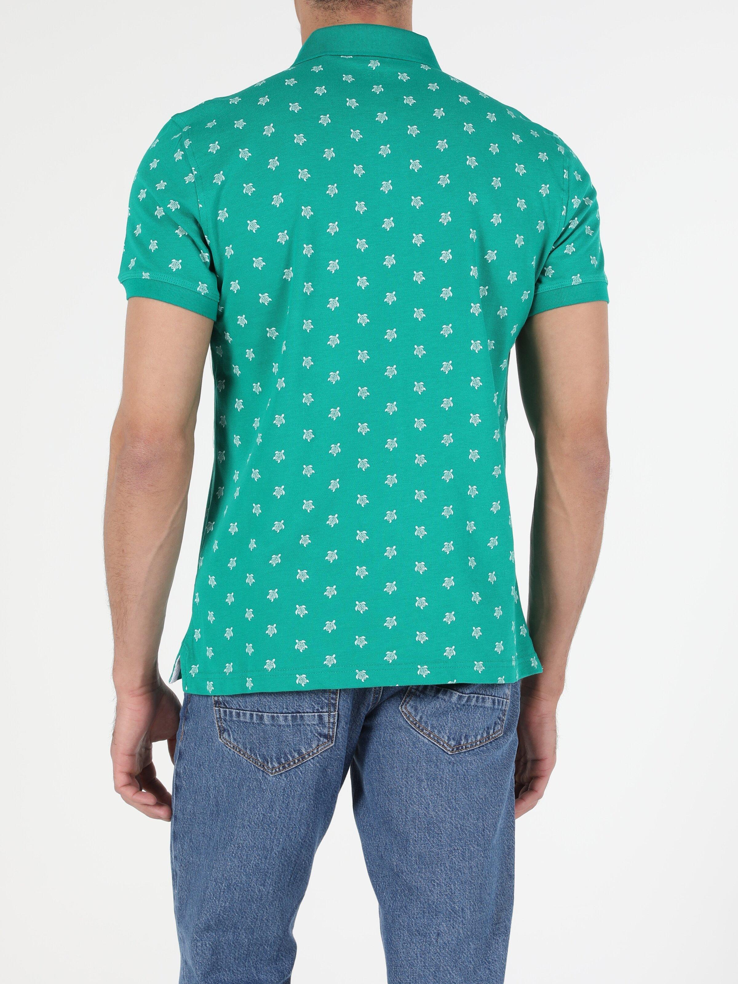 Erkek Kısa Kol Polo Tişört