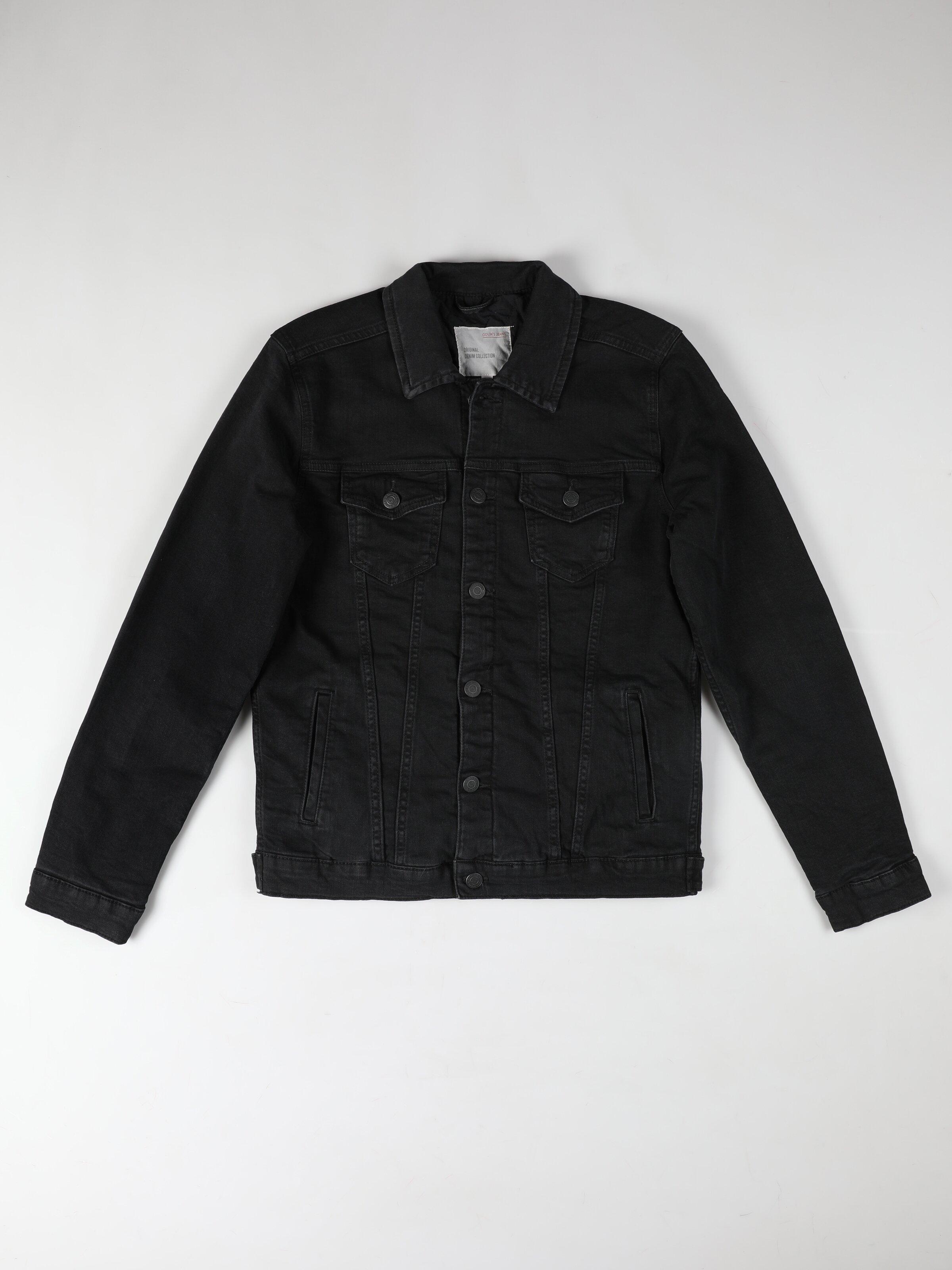 Denim Erkek Ceket