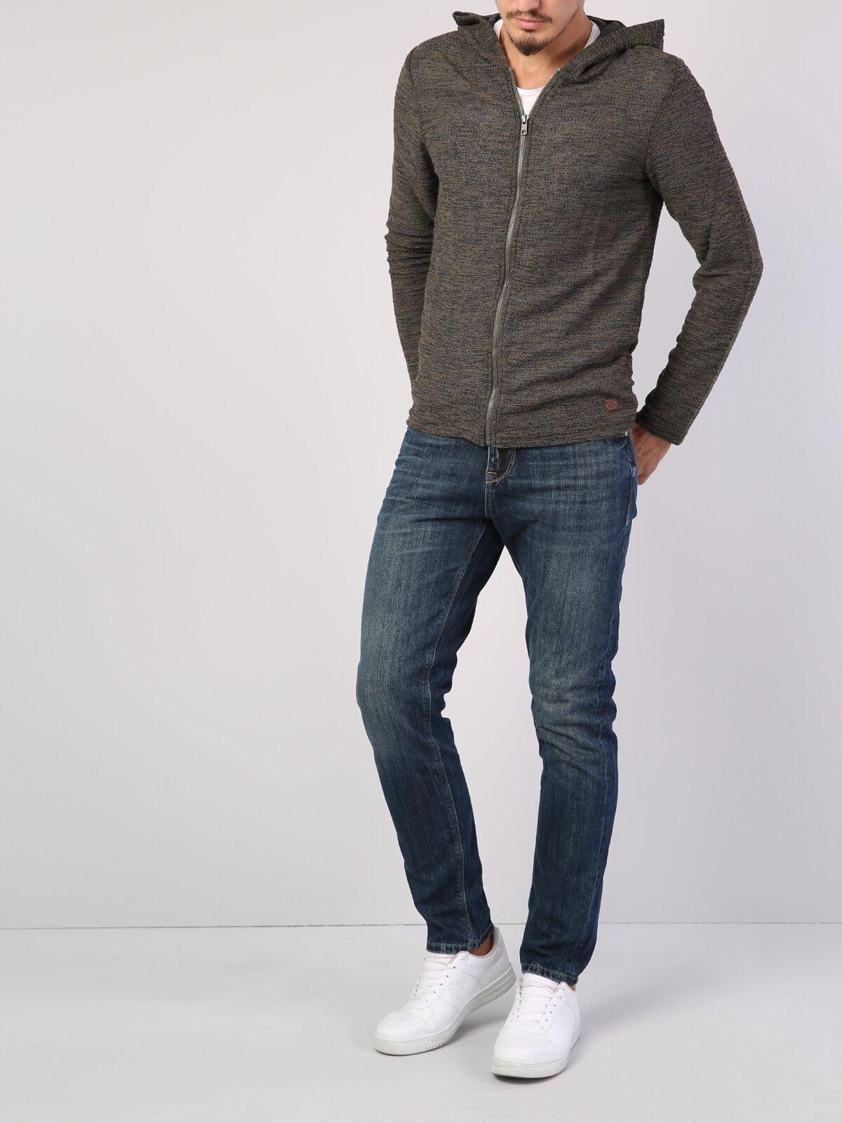 067 Jack Normal Kesim   Mavi Jean Pantolon