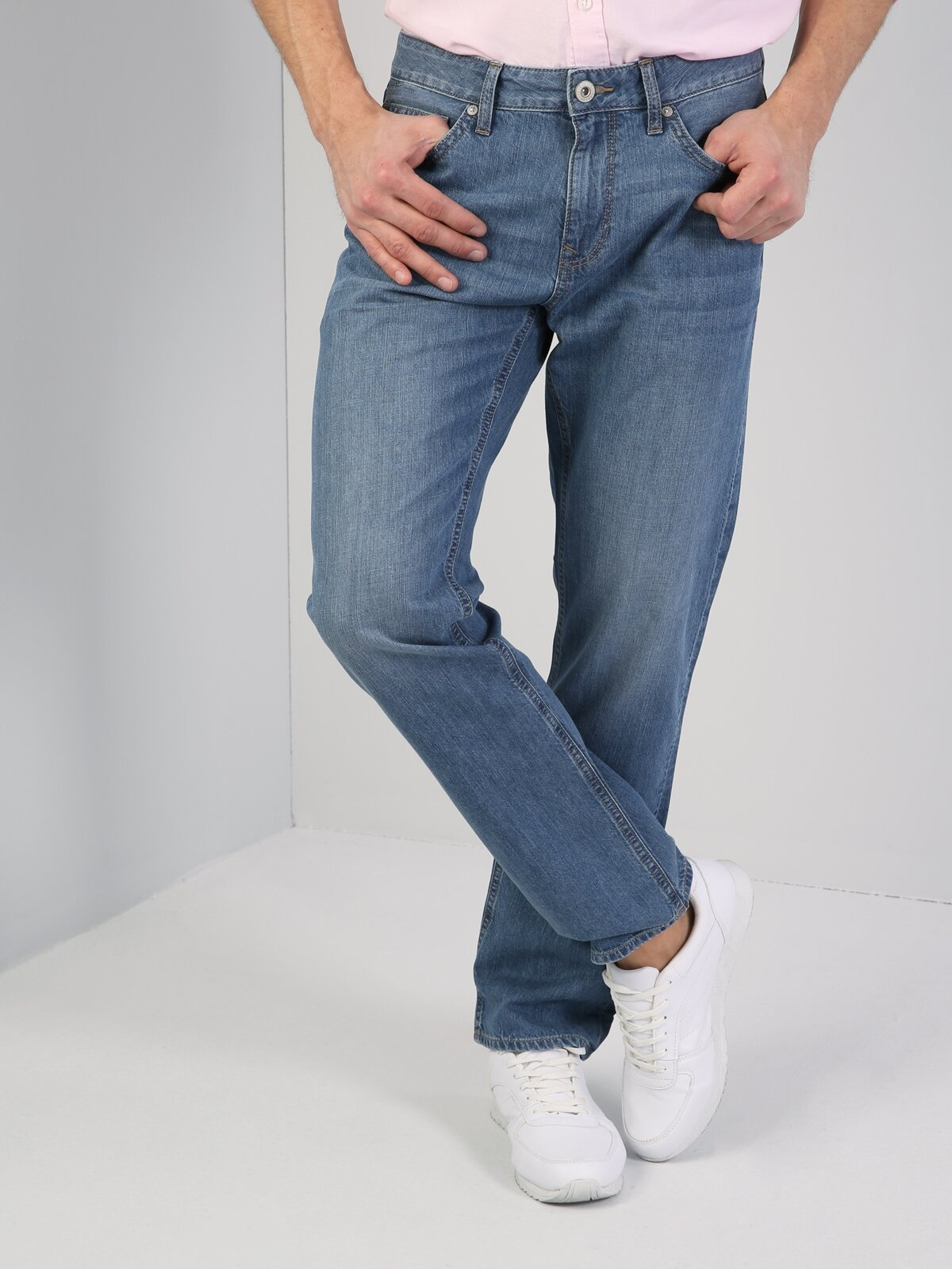045 David Normal Kesim  Jean Pantolon