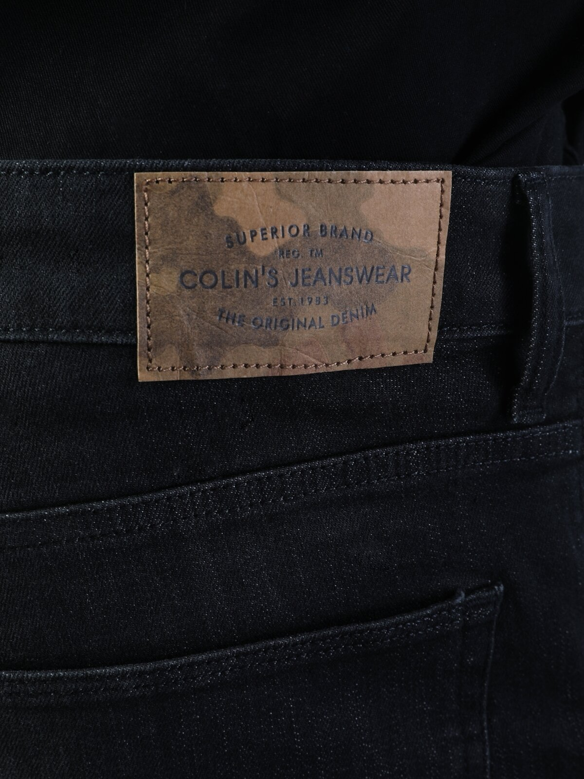 067 Jack Normal Kesim Antrasit Erkek Denim Pantolon