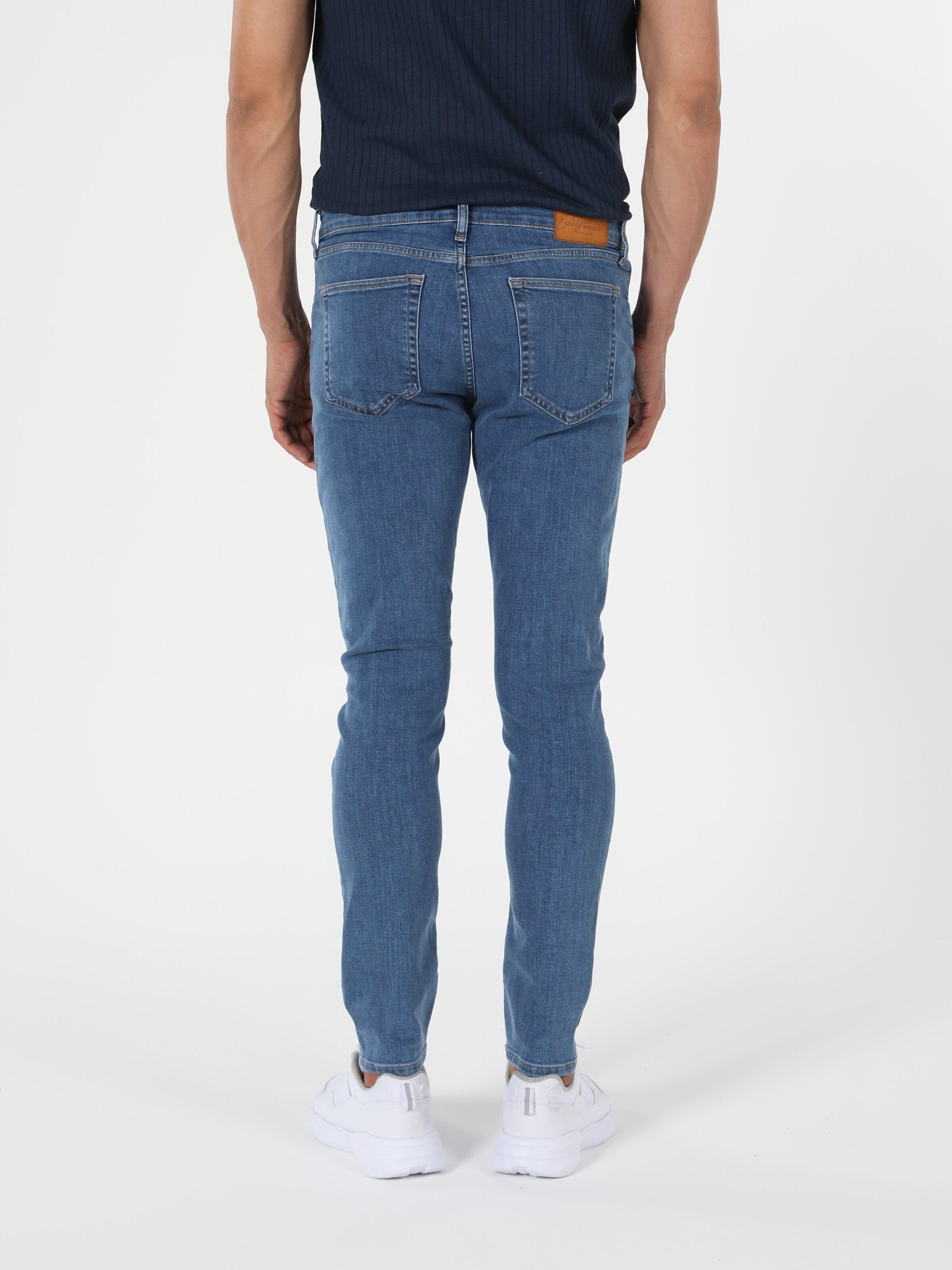 041 Danny Slim Fit Denim Erkek Pantolon