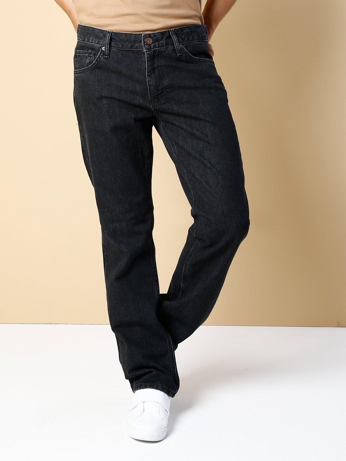 Koyu Mavi Erkek Pantolon