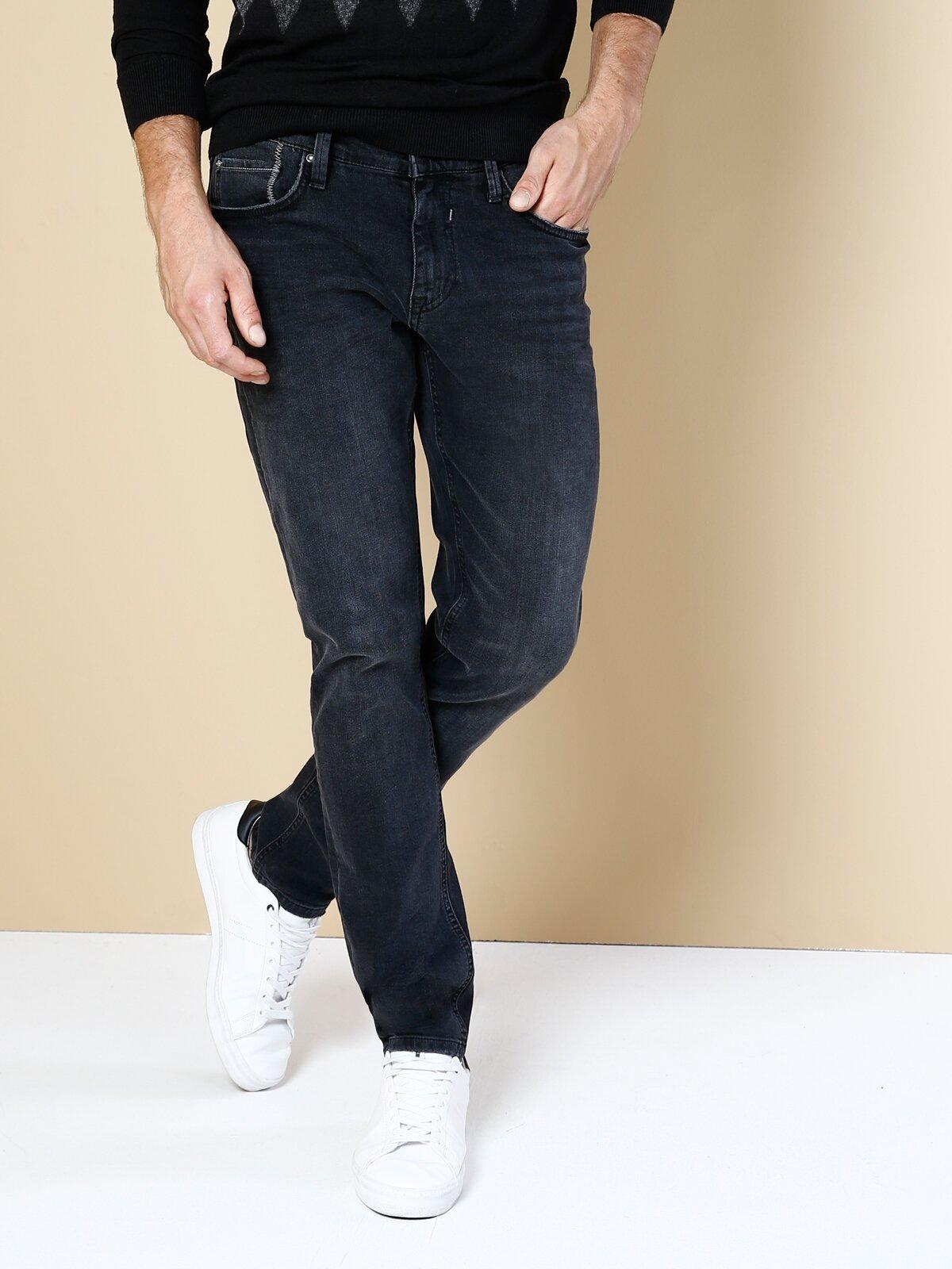 Koyu Gri Erkek Pantolon - Tu00fcm u00dcru00fcnler | Colinu0026#39;s Online Alu0131u015fveriu015f