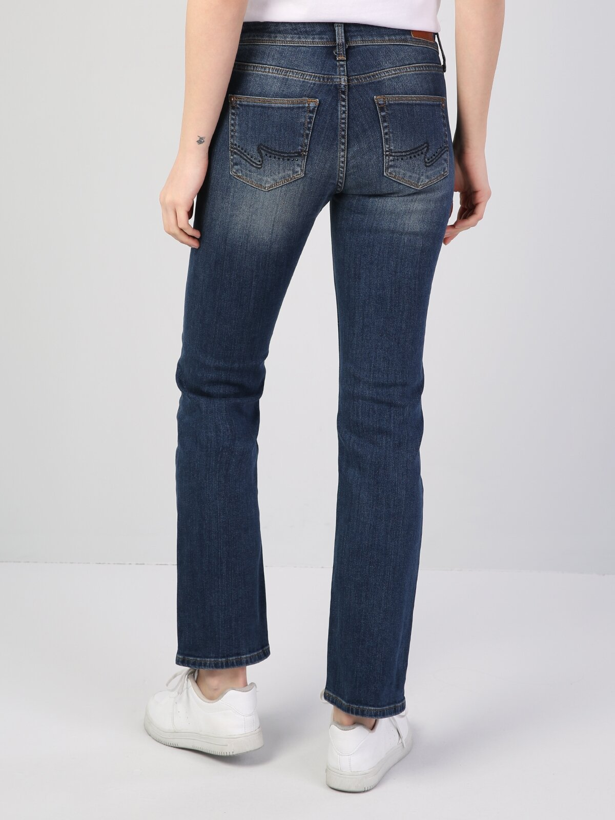 792 Mila Normal Kesim   Denim Jean Pantolon