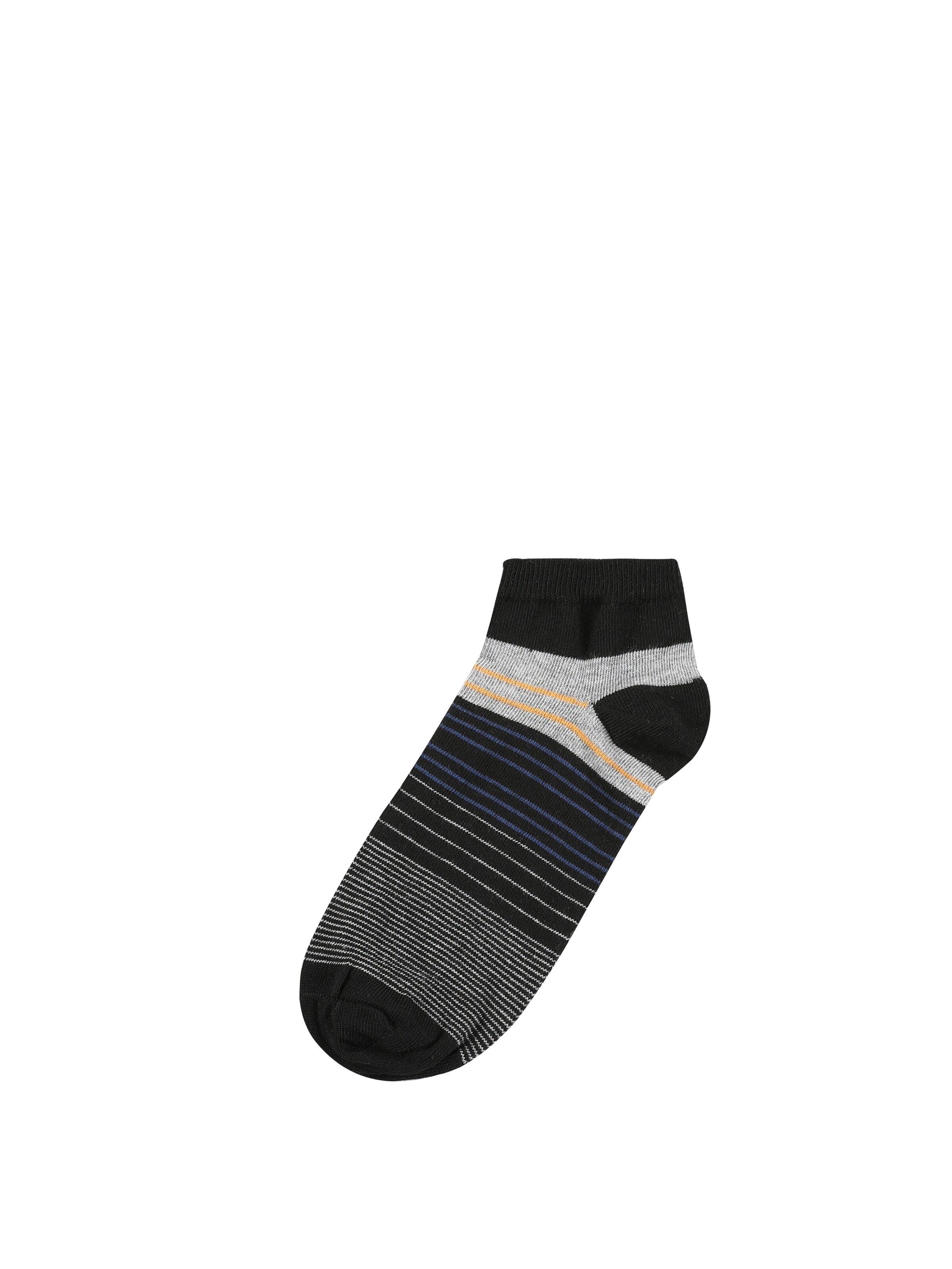 Modern Fit  Erkek Çok Renkli Çorap