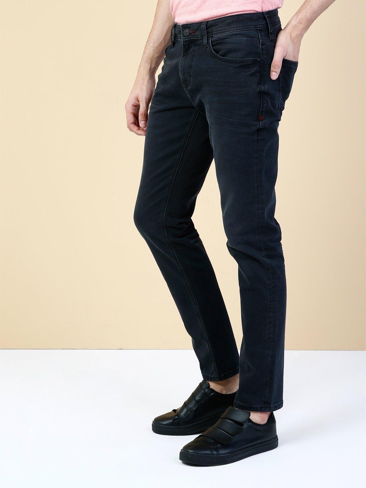 Siyah Erkek Pantolon