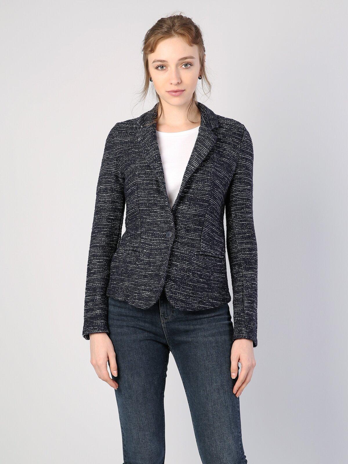 Slim Fitkadın Ceket
