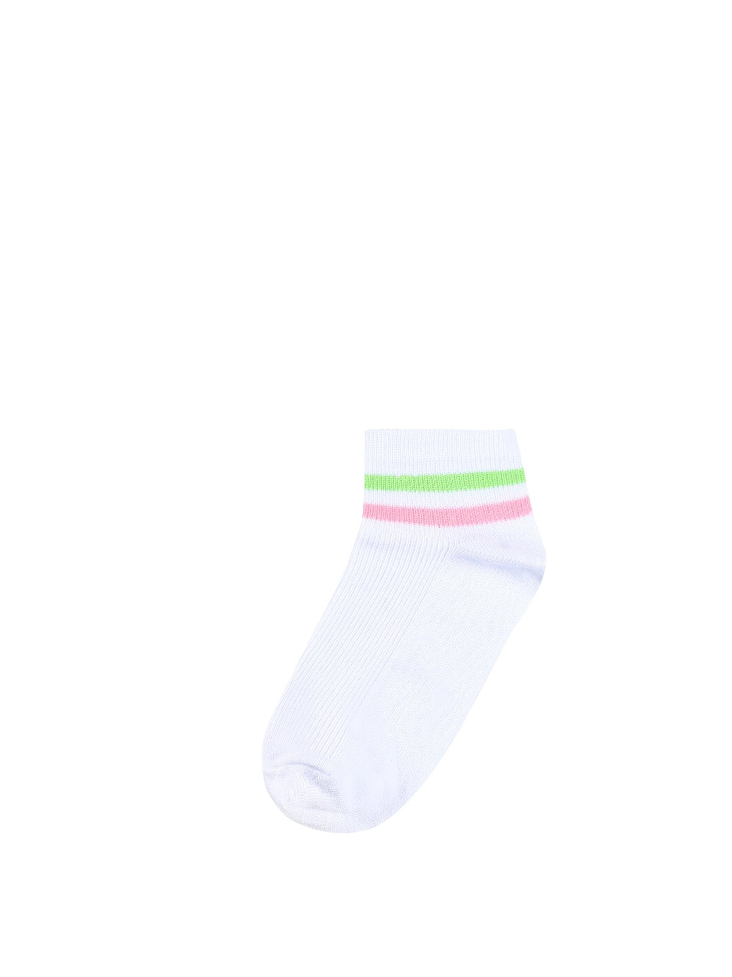 Modern Fit  Kadın Beyaz Çorap