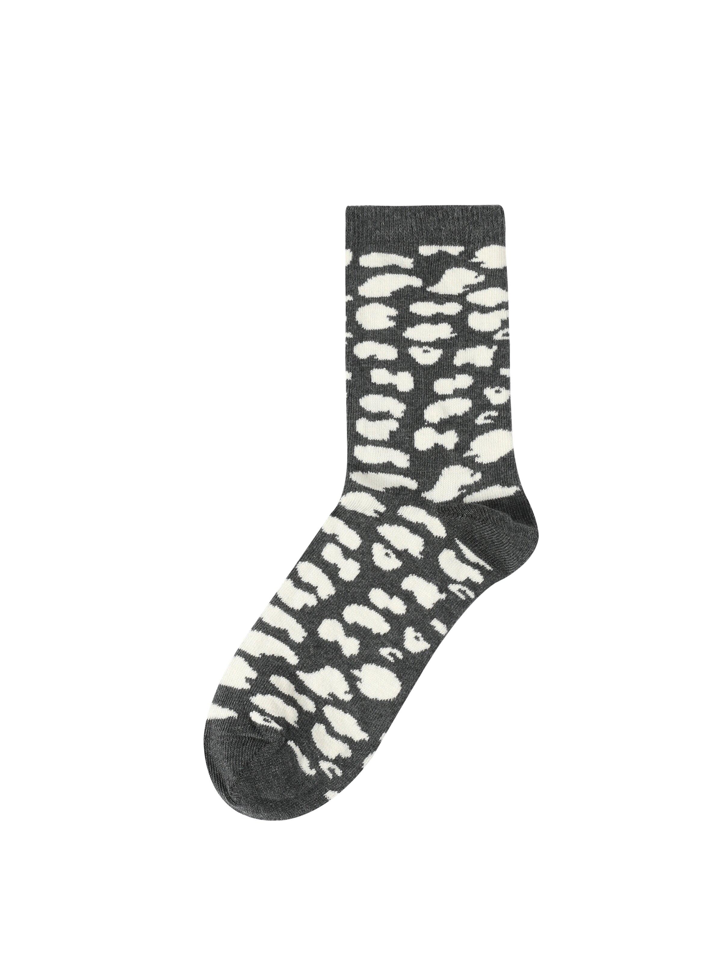 Modern Fit  Kadın Çok Renkli Çorap