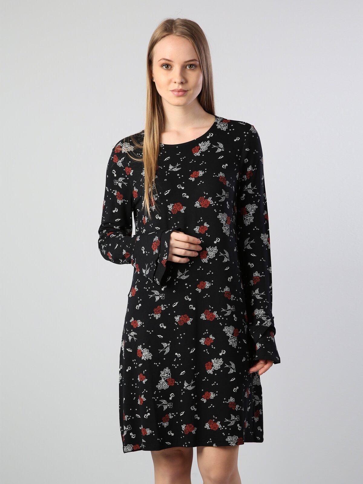 Comfort Fitkadın Elbise