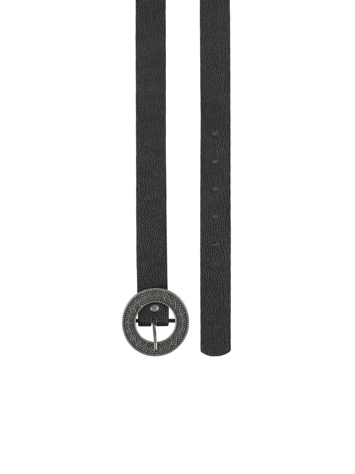Modern Fit  Kadın Siyah Kemer