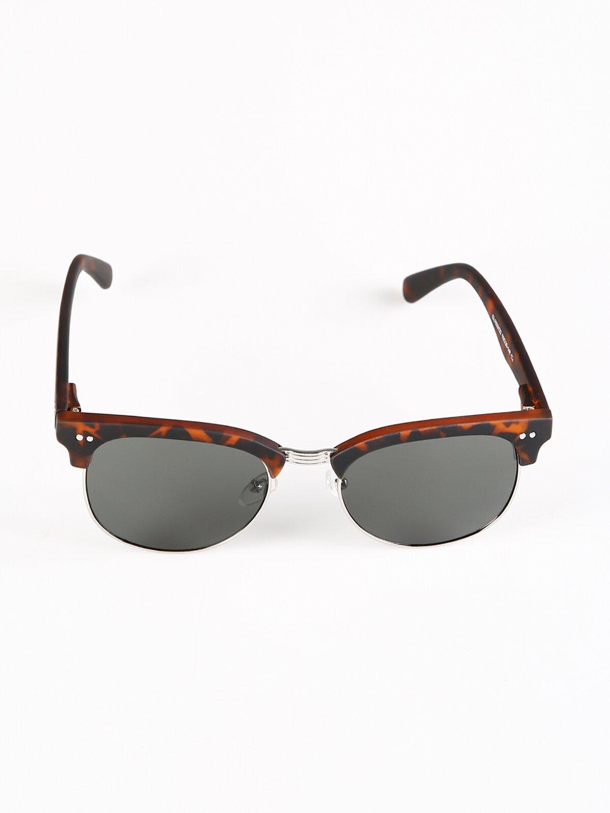 Kahverengi Erkek Gözlük