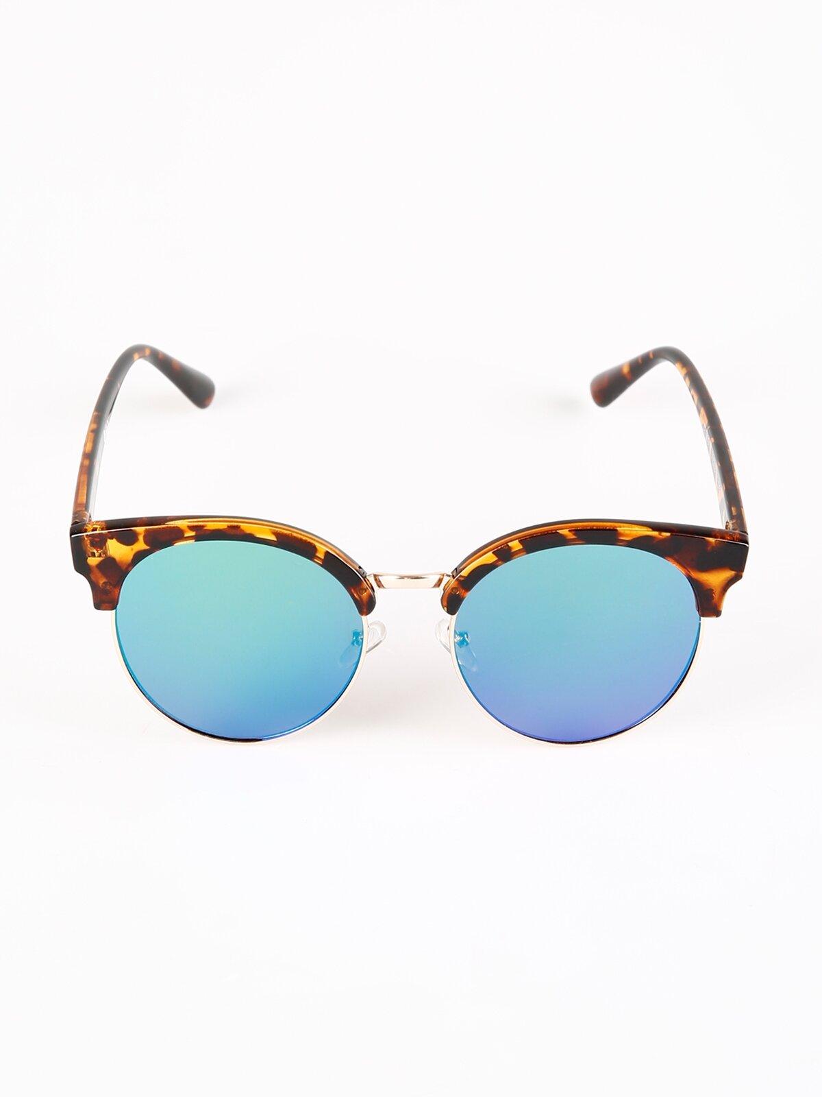 Kahverengi Kadın Güneş Gözlüğü