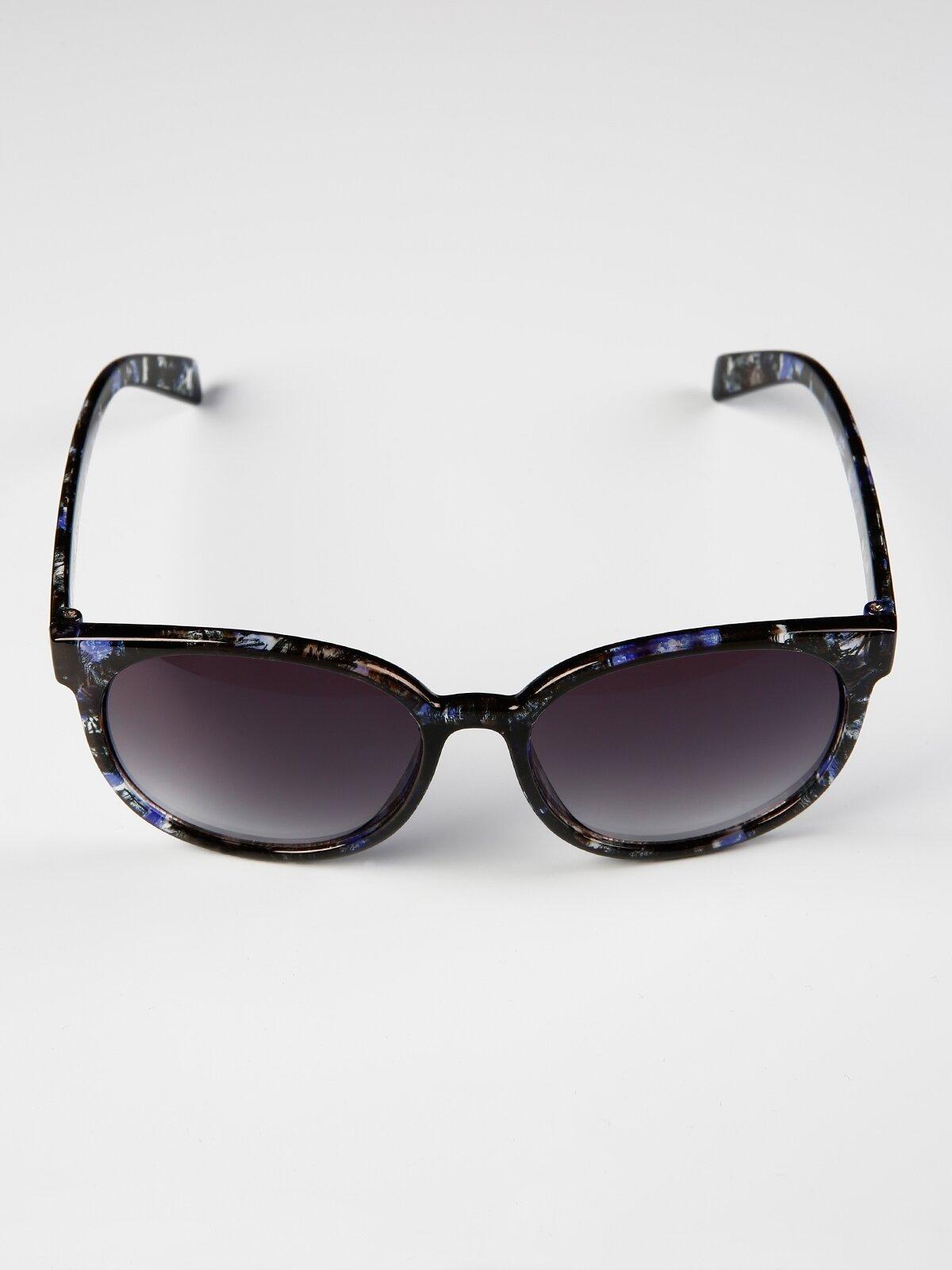 Lacivert Kadın Güneş Gözlüğü
