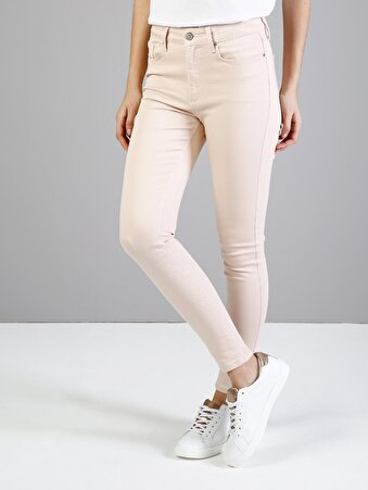 Pembe Kadın Pantolon