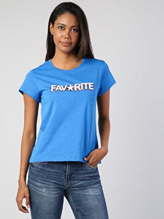 Kadın Tshirt K.kol