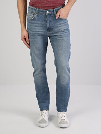 035 Ryan Dar Kesim   Denim Jean Pantolon