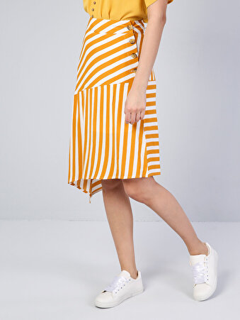 Sarı Kadın Etek