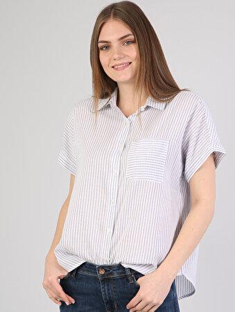 Kadın Gömlek K.kol