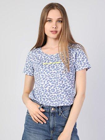 abfc08562846a Kadın Kısa Kol Tişört Modelleri ve Fiyatları | Colin's Online Alışveriş