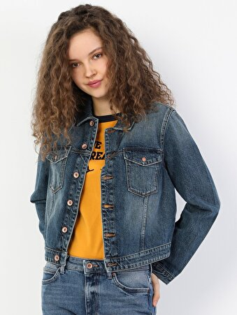Denım Kadın Ceket