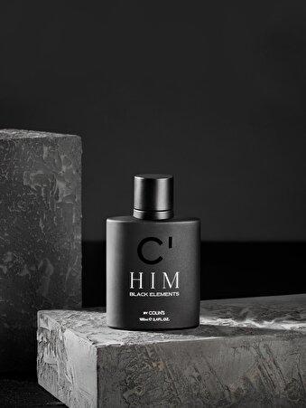 Black Elements Erkek Parfüm