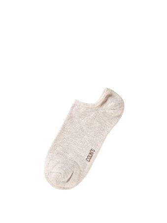 Bej Kadın Çorap