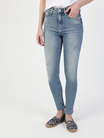 Denım Kadın Pantolon