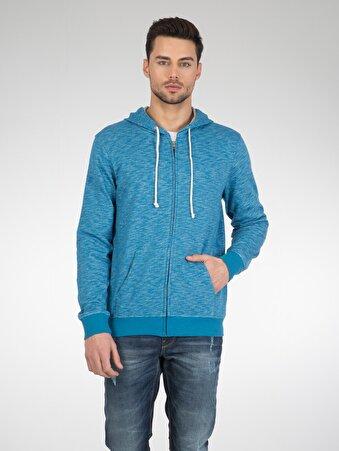 Mavi Erkek Sweatshırt