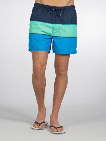 Yeşil Erkek Deniz Şortu