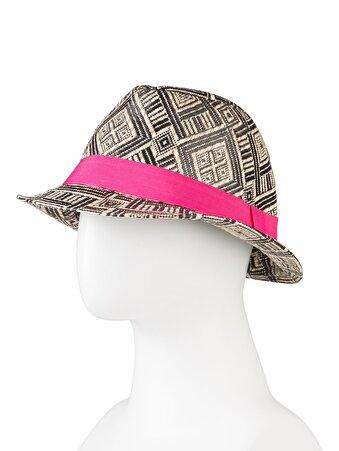 Çok Renkli Bayan Şapka