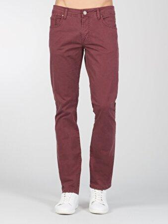 Bordo Erkek Pantolon