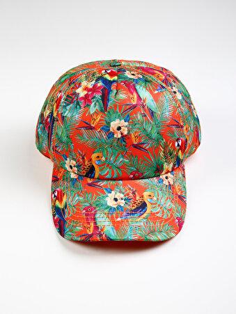 Mercan Bayan Şapka
