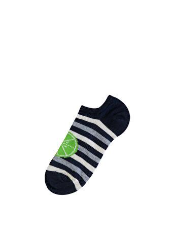 Çok Renkli Kadın Çorap