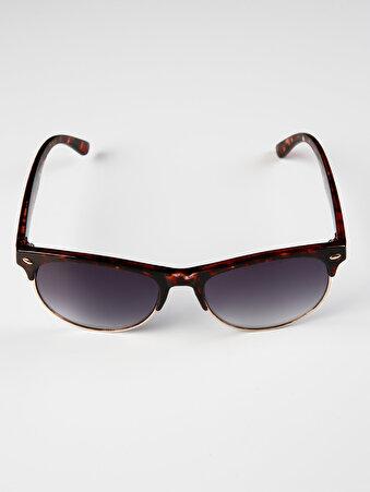 Kahverengi Bayan Gözlük