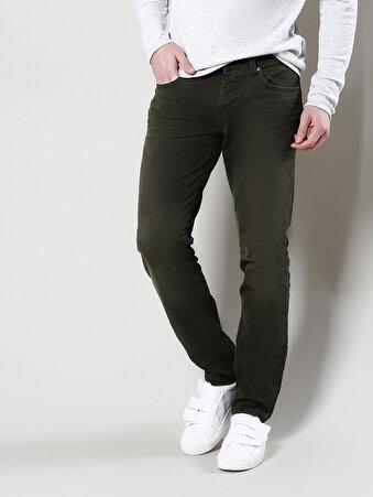 Yeşil Erkek Pantolon