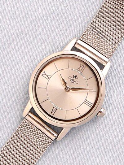 Gümüş Kadın Saat