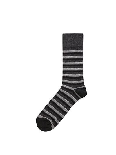Çok Renkli Erkek Çorap
