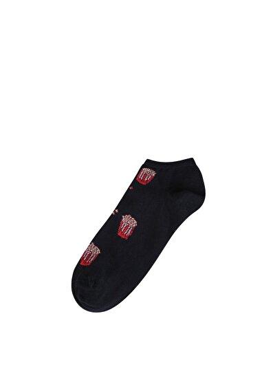 Lacivert Erkek Çorap