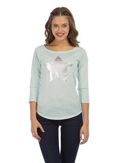 Kadın Tshirt U.kol
