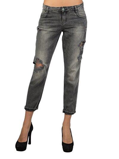Siyah Kadın Pantolon