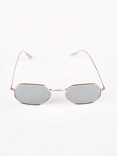 Sarı Kadın Güneş Gözlüğü