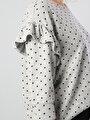 Melange Kadın Tshirt U.kol