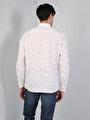 Beyaz Uzun Kol Gömlek